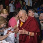 Dalai Lama, Event Photography, Safe Shot, Flash photography