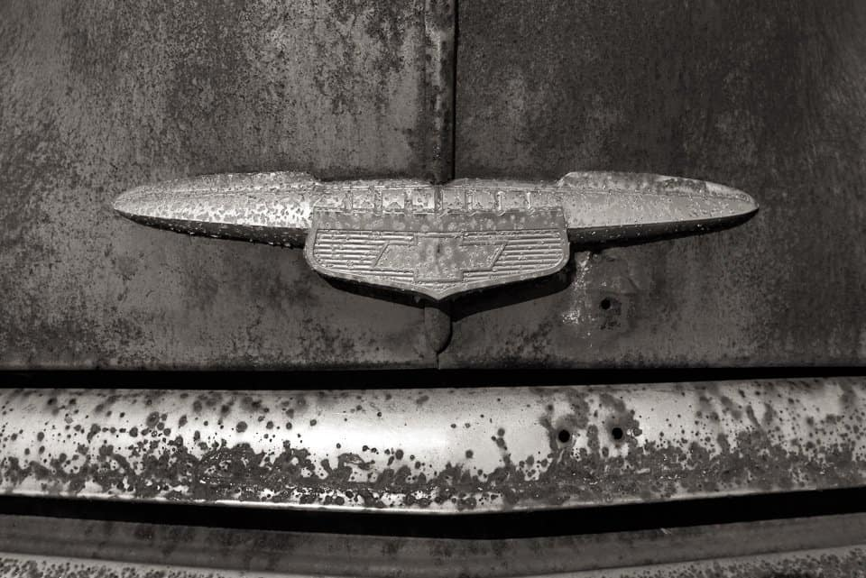 car, grill, chevrolet, deluxe, learn-photography, black-and-white